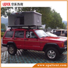 High quality polyester PU coated water proof truck roof top tent for sale