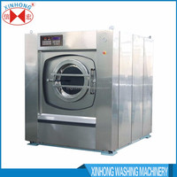 Fully Automatic 20kg-100kg Capacity industrial washer extractor for laundry