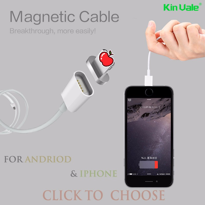 Kinvale magnetic usb cable type-c cable usb 3.1 type c cable for smatphone & tablet pc for UnitedKingdom