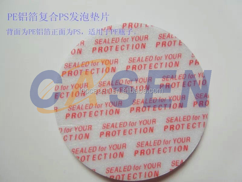 PACKING induction sealing gasket for medicine bottle