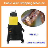 Metal cable stripping machine price