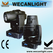 Professional 90w led moving head beam spot wash light for dj disco bar party wedding stage effect lighting