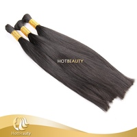 Hot Buck Sale Daily Remy Nail Tip Human Hair Extensions