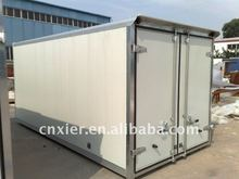 Zhengtai Xier Dry cargo box van truck body for trucks