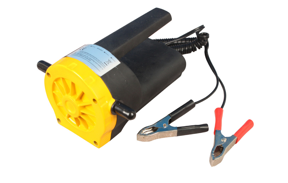 12V OIL/DIESEL FLUID EXTRACTOR TRANSFER PUMP