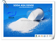 Na2co3 hs code: 2836200 manufacturer in china romania 99.2 light dense soda ash