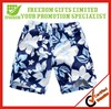 OEM Polyester Promotional Beach shorts for Men