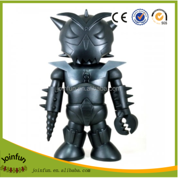 make your custom design plastic blank vinyl toy, making blank pvc vinyl toy custom
