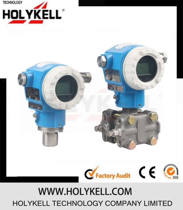 HK71 Pressure Differential Transducer for Measuring Pressure and Level Brand Holykell