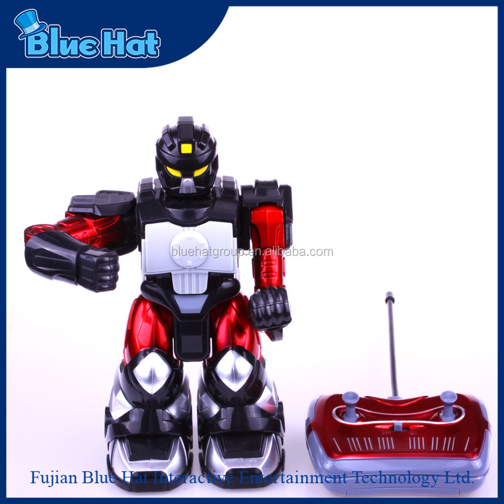 wholesale plastic RC fighting toy robot