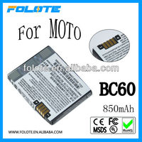 For Motorola Batterie Akku BC60 BC-60 Accu Battery