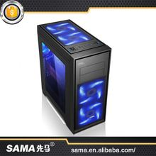 SAMA Best Seller Premium Quality Supe Nice Newest Design Computer Gaming Case