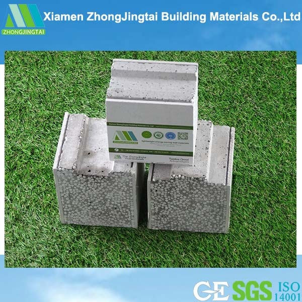 Top Build China fashionable low cost earthquake resistance by lightweight concrete wall panel