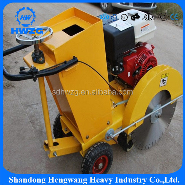 High quality honda GX390 road cutter/asphalt cutter/ concrete cutter for sale