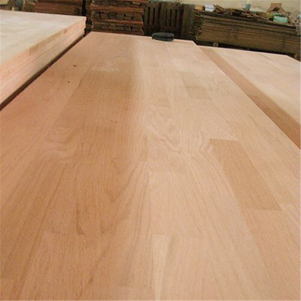 Trade Assurance 18mm pine/oak finger joint wood flooring for interior using and decoration in linyi manufacturers