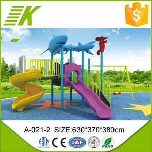 2015 new desgin high quality kids used entertainment equipment for sale