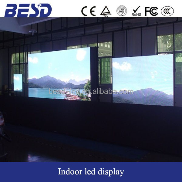 Church /Stage show fixed P5mm indoor LED display <strong>screen</strong>
