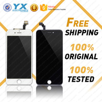 DHL & EMS Free Shipping mobile phone for iphone 6 plus lcd touch screen with big Discount
