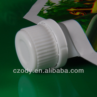 low density raw materials for plastic bottle caps