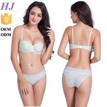 High quality bamboo fiber closout women low rise briefs underwear