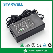 24V 3A 72W desktop type AC DC power adapter with 2 years warranty