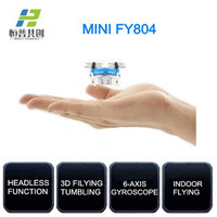 Children's toy 306 Tumbling 6-Axis Gyroscope RC Quadcopter Mini Drone