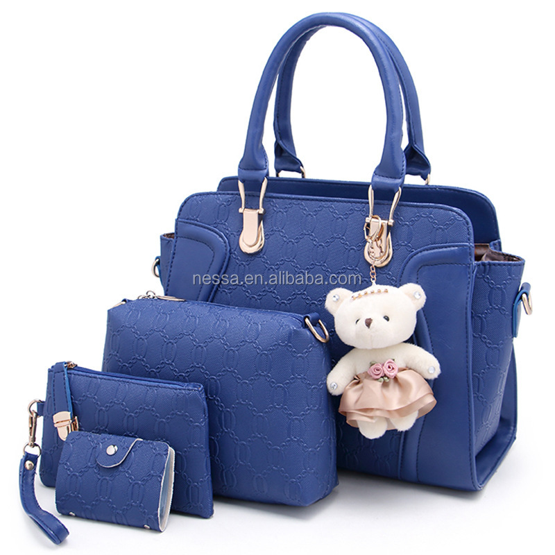 Fashion Leather Women's Hand Bag Wholesales NS-888-41