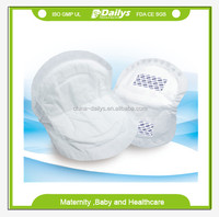 Japanese organic cotton pads mother non woven breast nursing pad