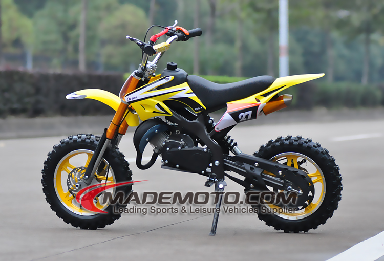 Kids Gas Powered excellent quality dirt bike 49cc