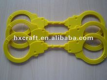 2012 new design silicone children toys handcuffs