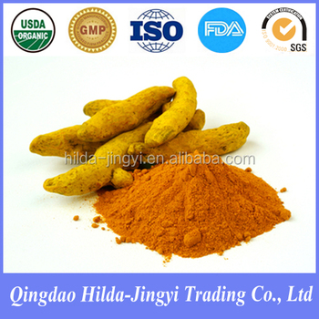 Food Coloring Curcumin Powder