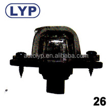 Lincense Lamp used for Lifan Minivan