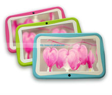 ZX-MD7001-C micromax tablets with silicone case and cover for 7 inch tablet pc