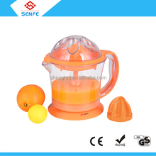 Electric small plastic electric mini citrus juicer AD-25