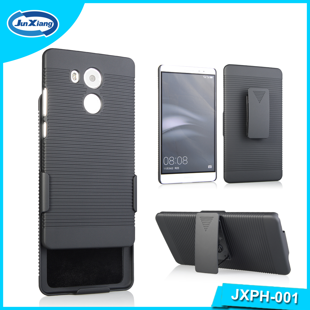 Mobile Phone Cover New and Hot Model Combo Shell Holster Case for Huawei Mate 8