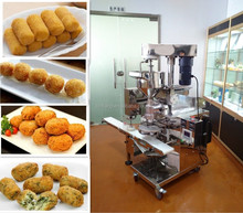 High Capacity Automatic Fried Potato Croquette Making Machine