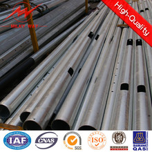 Hot dip galvanized electric lighting poles manufacture