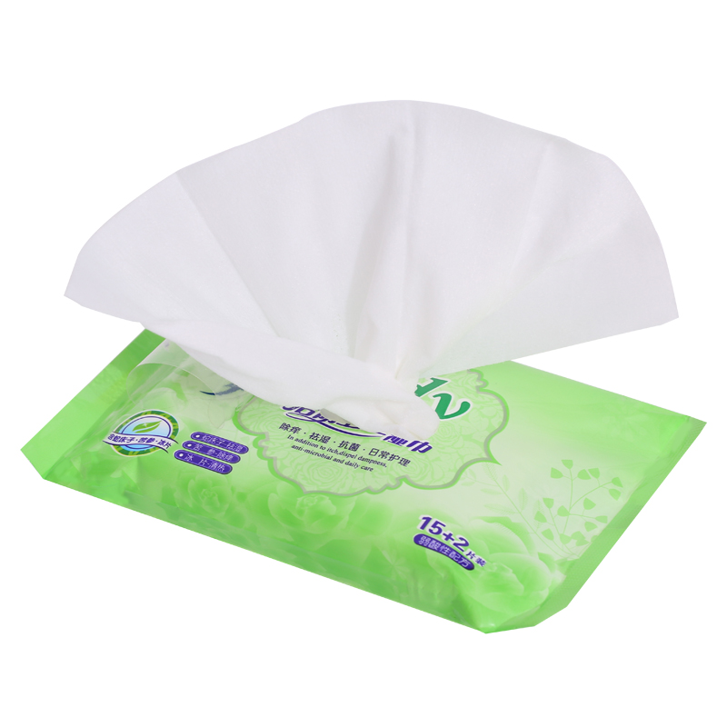 Vagifresh Moisturizing OEM/ODM feminine personal wet wipe anti-bacterial wipes