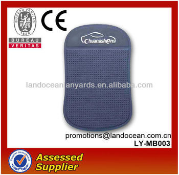 Fashion non slip mobile pad