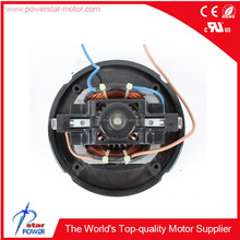 High quality China maunfacturer 12V 1200W Wet and dry vacuum cleaner motor for extractor hood