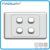 SWB4 Ausrtalia SAA standard modern 16A 250V 4 gang 1way light switch