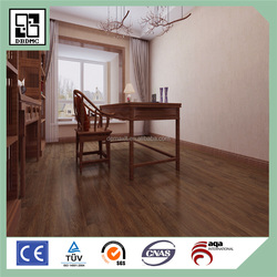 Durable Green Initiative Textured Vinyl Plank Floor