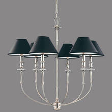Indoor Pendant Light With Fabric Covering (IH-P9002)