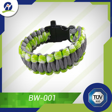 Factory Supply 550 Survival Paracord Bracelet