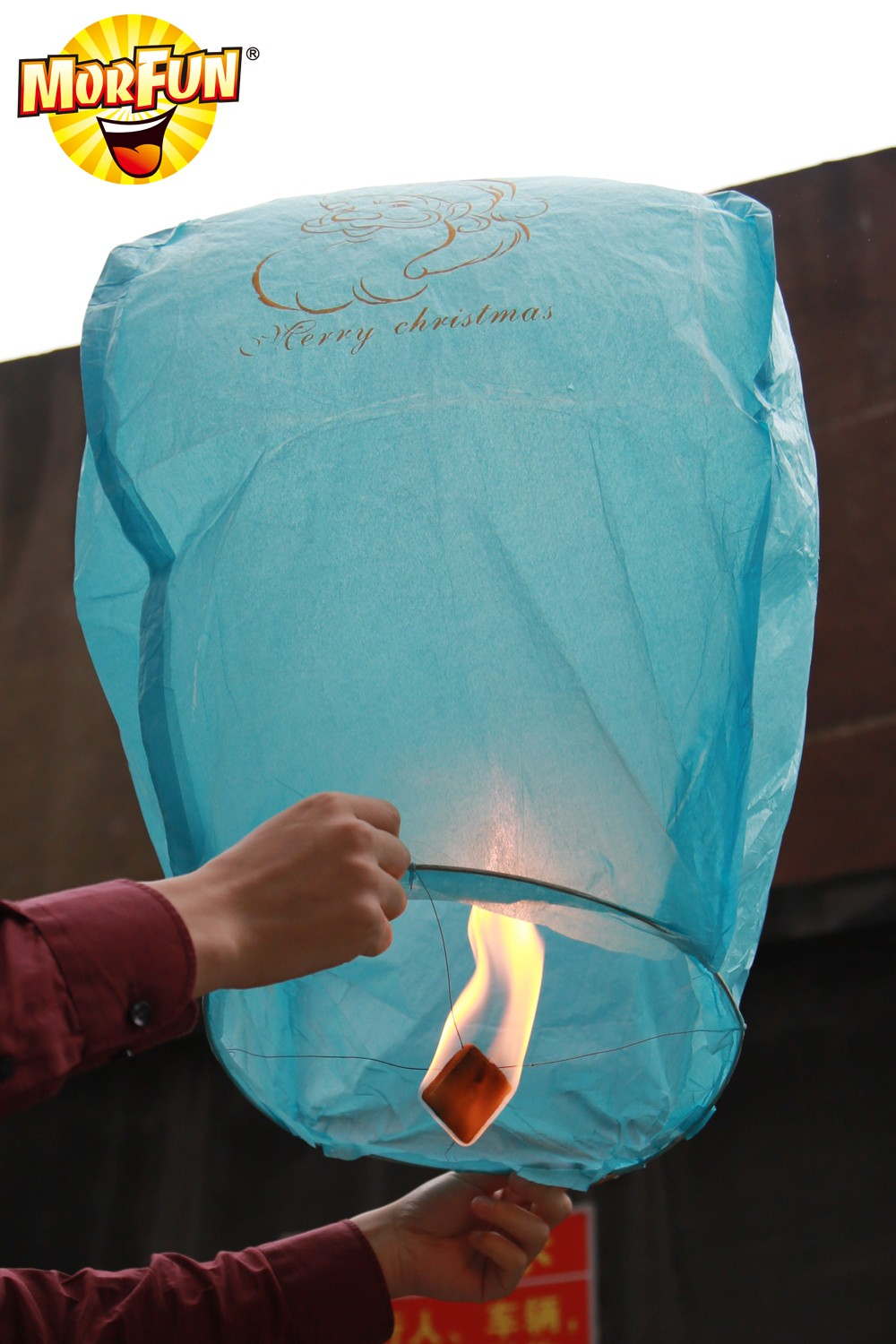France Best Selling party supply store online do it yourself sky paper lanterns bulk chinese lanterns