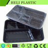 plastic food tray on alibaba 6 compartments