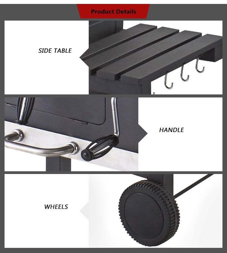 Hotlink Import China Goods Easily Assembled Bbq Coal Equipment Charcoal Grill Expert