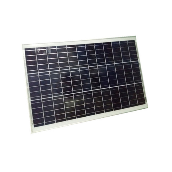 High Efficiency A Grade Solar Cells <strong>Poly</strong> 50w Solar Panel