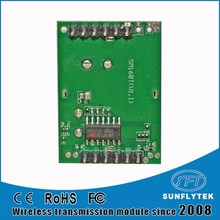 Sunflytek 2.4G wireless audio video transmitter 2.4ghz module