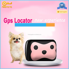 Appello 4P pet tracker waterproof GPS/GSM ID Tracking,Movement/Shaking/SOS alarm Function and Software GPS Tracker Use Software